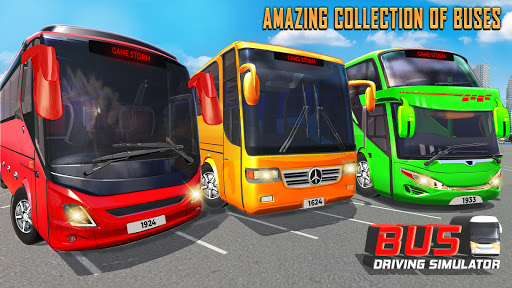 Modern Bus Simulator: Ultimate Bus Driving Games Varies with device screenshots 20