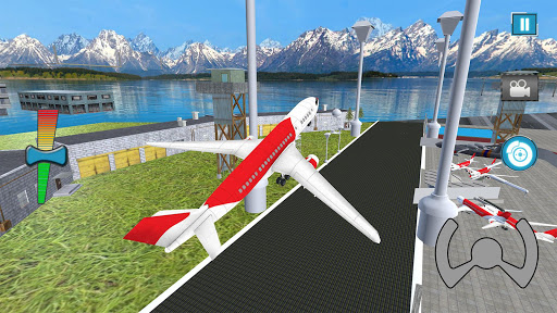 Airplane Flight Simulator: Flying Plane Games 2020 apkdebit screenshots 14