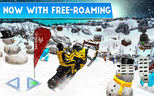 Winter Ski Park: Snow Driver 1.0.3 screenshots 9