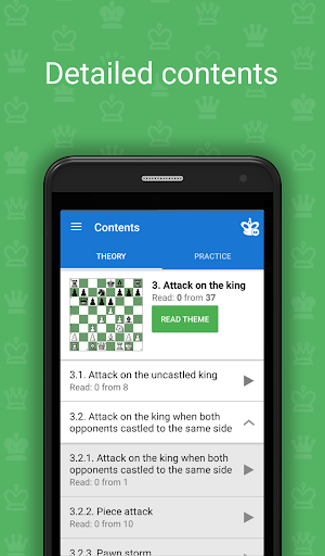 Chess Strategy (1800-2400) 1.3.5 Screenshots 5