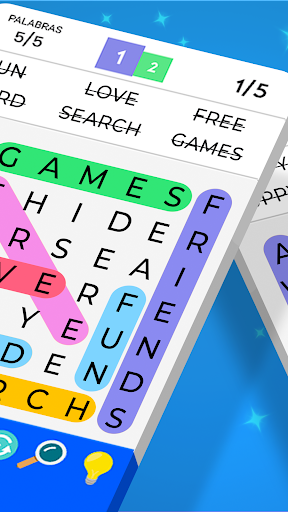 Word Search 1.2.5 screenshots 7