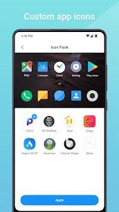 Mint Launcher Uygulaması Full Apk İndir 2