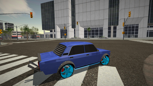 Drive Classic VAZ 2107 Parking 6.1 screenshots 7