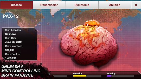 Plague Inc Mod Apk 15