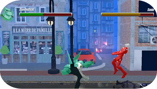 Ben vs Super Slime: Endless Arcade Action Fighting  screenshots 8