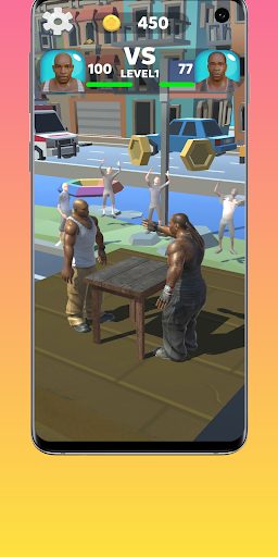 Slapmania The Slap King - Slap Game  screenshots 3