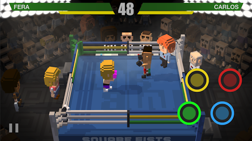 Square Fists Boxing ud83eudd4a 1.077 screenshots 4