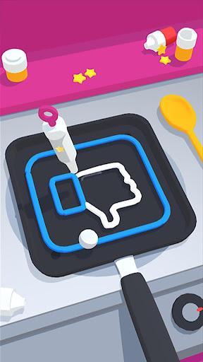 Télécharger gratuit Pancake Art APK MOD 2