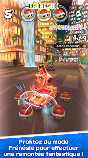 Code Triche Mario Kart Tour (Astuce) APK MOD screenshots 6