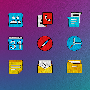 Painting – Icon Pack 2.1.5 Mod APK Updated Android 2