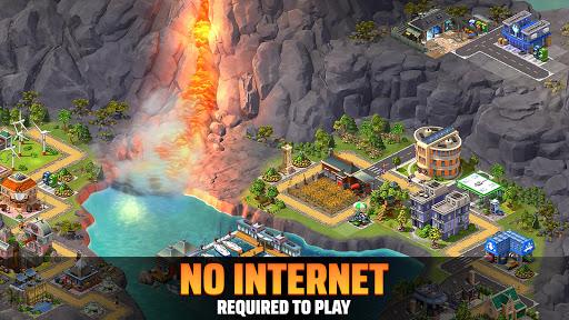 City Island 5 - Tycoon Building Simulation Offline screen 1