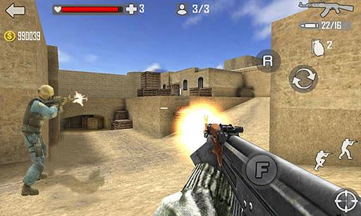 Shoot Strike War Fire  screenshots 1