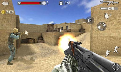 Shoot Strike War Fire 1.1.8 Screenshots 1