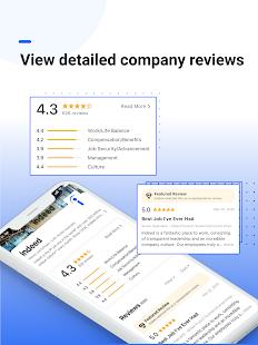 Company Reviews by Indeed - Jobs, Salaries