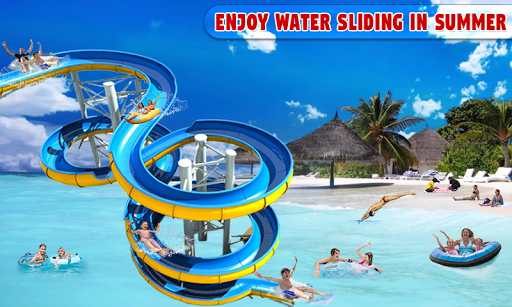 Water Slide Adventure Game: Water Slide Games 2020 screenshots 8