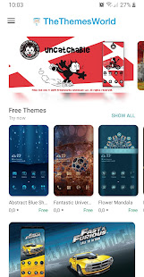TheThemesWorld Launcher Themes, Wallpapers & Icons