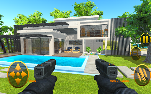 Destroy the House-Smash Home Interiors android2mod screenshots 6
