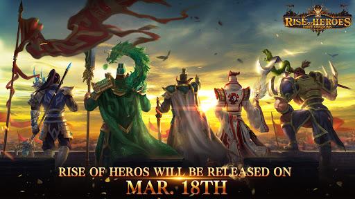 Rise of Heroes: Three Kingdoms