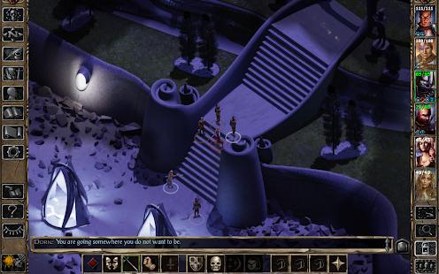 Baldur's Gate II - Screenshot 3