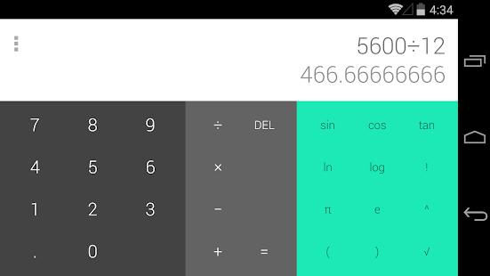 Calculator L