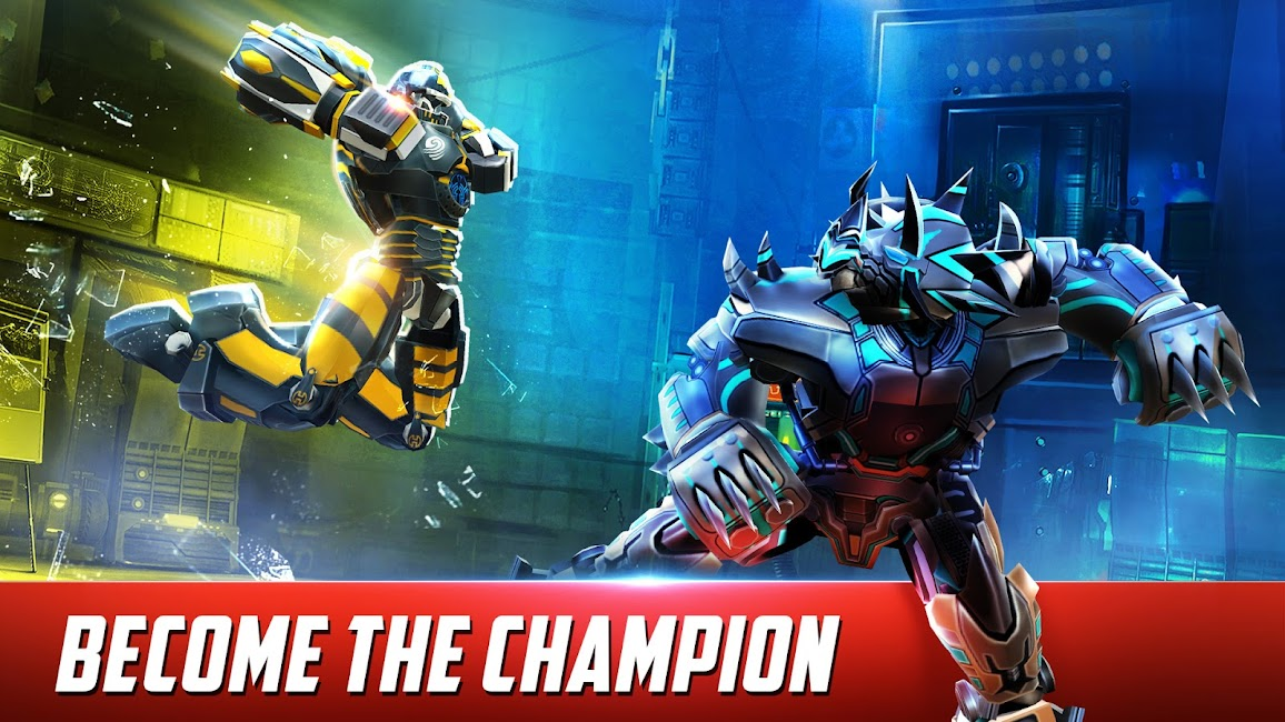 Real Steel World Robot Boxing GiftCode 61.61.121 1
