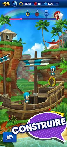 Sonic Dash - Jeu de course à pied et saut ! screenshots apk mod 5