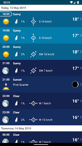 Weather Switzerland XL PRO 1.4.6.4-ch Screenshots 4