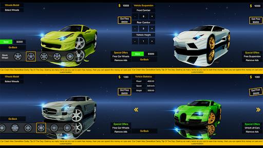 Ultimate City Car Crash 2019: Driving Simulator  screenshots 13