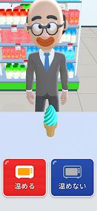 Convenience store clerk 4