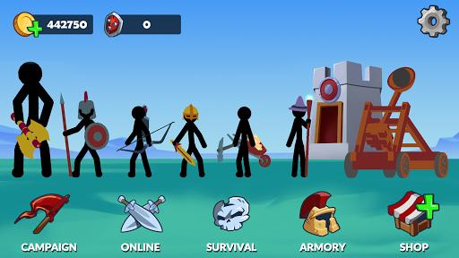 Stickman War Legend of Stick modavailable screenshots 8