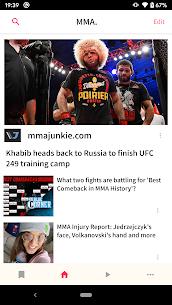 MMA News – UFC News Apk Download 2021 1