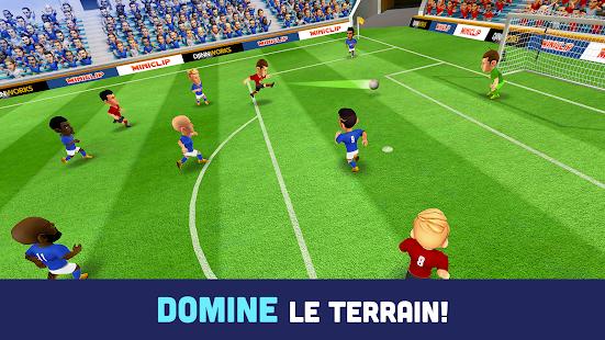 Mini Football screenshots apk mod 2