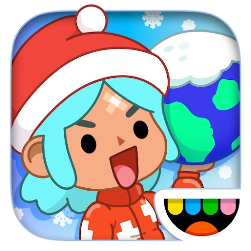 Toca Life World: Build stories & create your world 1.30.1