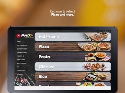 Pizza Hut Indonesia Screenshot