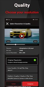 Proton Video Compressor | Resize & Shrink Videos Apk Free Download 3
