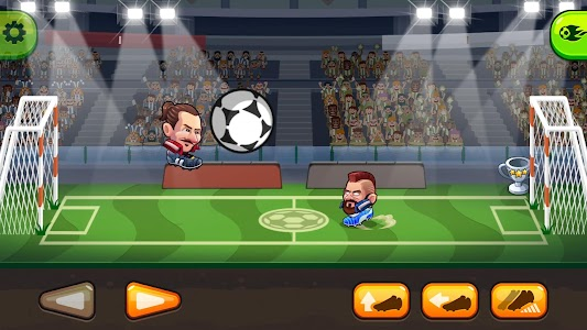 Head Ball 2 - Online Soccer Game 1.180