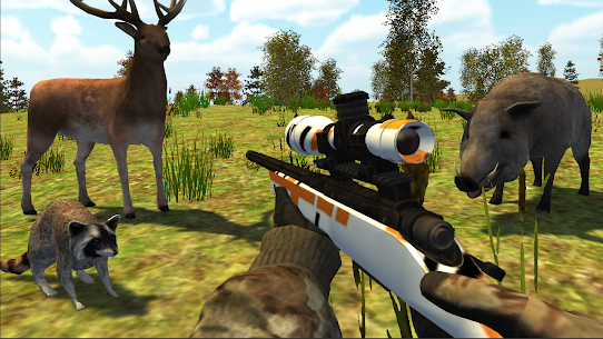 Hunting Online MOD (Unlimited Money/Bullets/Cars) 5