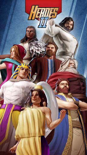 Heroes II - Bible Trivia screenshot 2