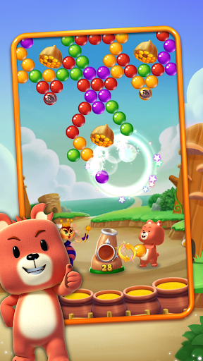 Bubble Buggle Pop: Free Match & Shooter Puzzle apkpoly screenshots 5