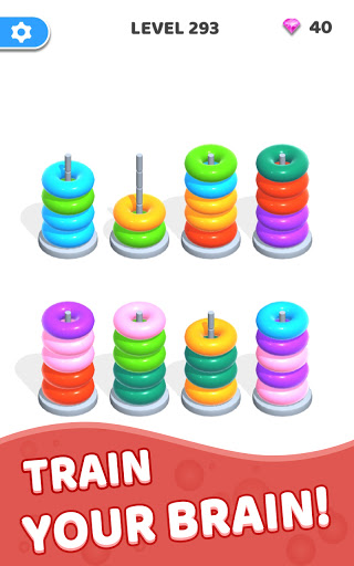 Color Hoop Stack - Sort Puzzle 1.0.3 screenshots 21