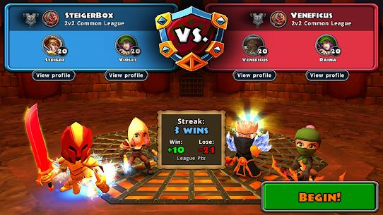 Tải Dungeon Quest MOD APK 3.1.2.1 (mua sắm miễn phí) 5