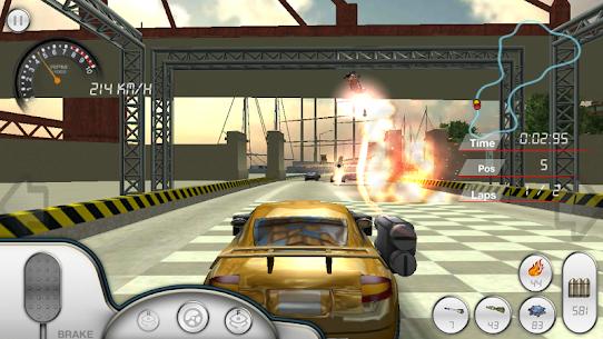 Armored Car HD (Racing Game) MOD APK 3