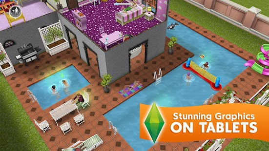 The Sims FreePlay Screenshot