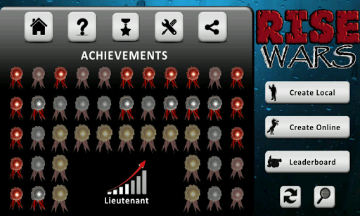 Rise Wars (strategy & risk) ++ For PC Windows (7, 8, 10, 10X) & Mac Computer Image Number- 6
