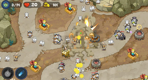 Tower Defense Kingdom: Advance Realm apkslow screenshots 6