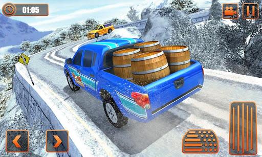 Offroad Pickup Truck Cargo Duty 2.0 Screenshots 2