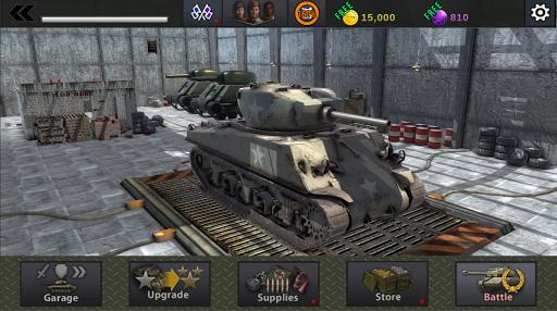 World War Tank : Tank of Fury  screenshots 6