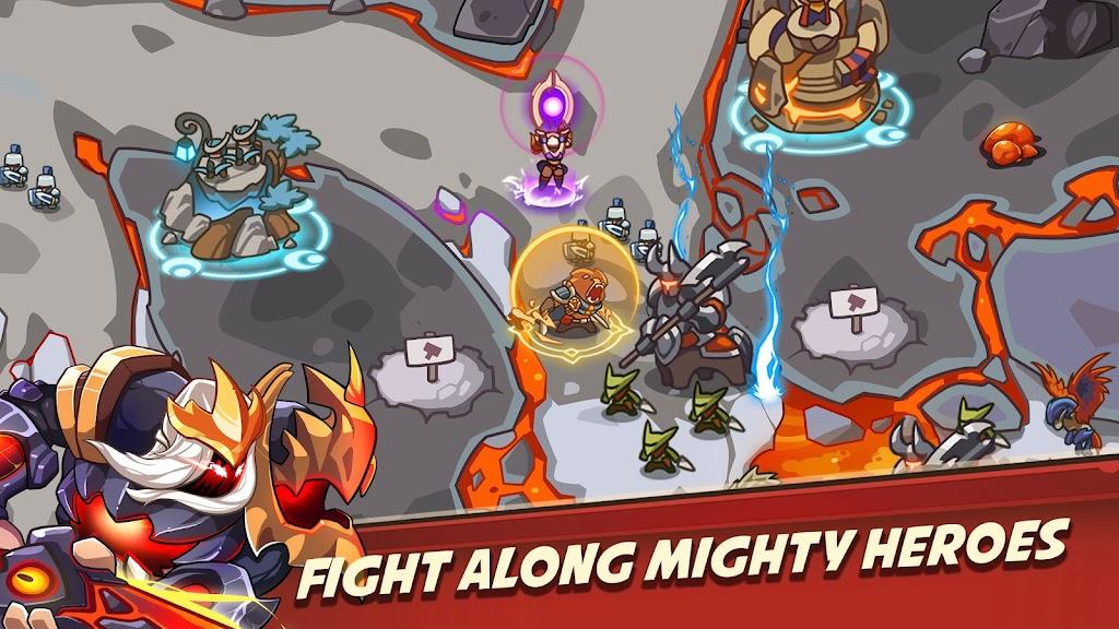 Empire Warriors Premium: Tower Defense Games poster 13