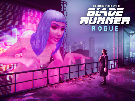 Blade Runner Rogue  screenshots 8