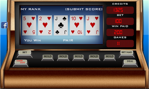 Video Poker 3.3.7 screenshots 4